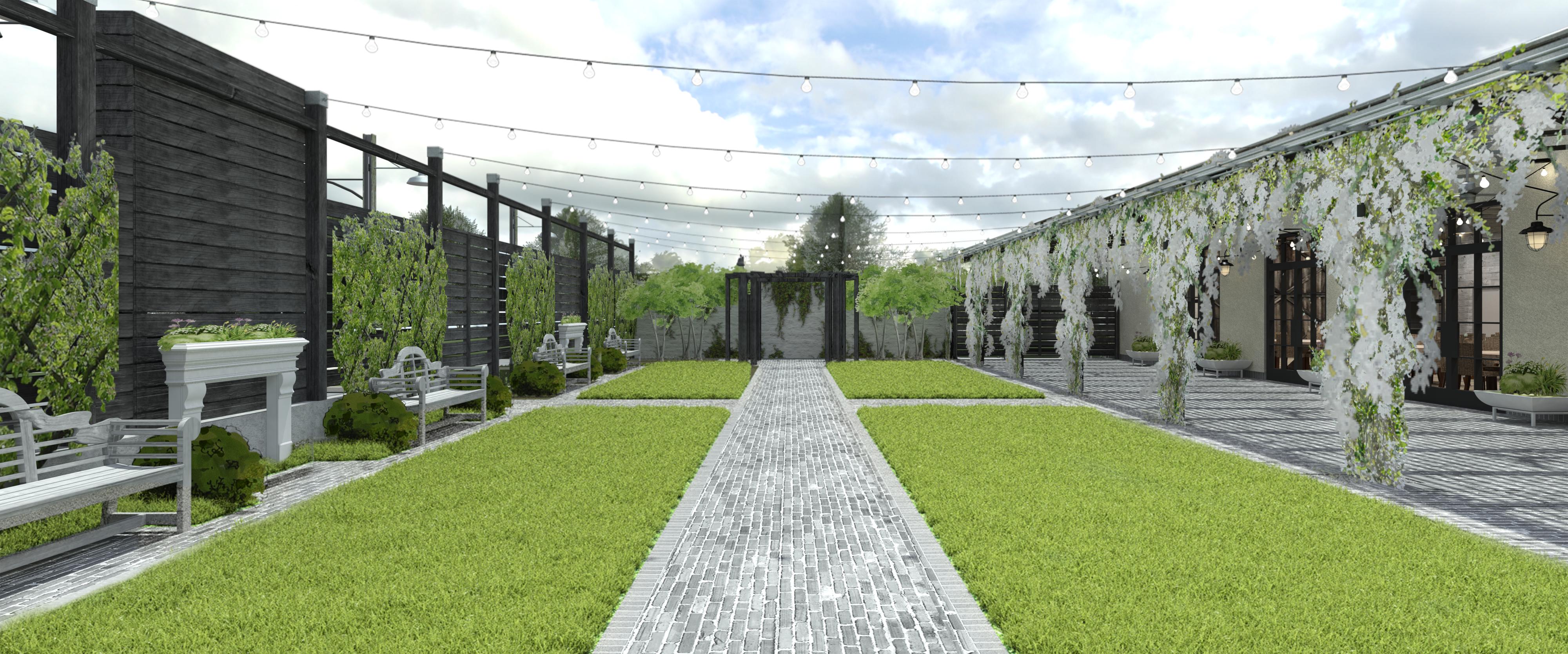 Elegant URBNu0027s Dreamy Terrain Gardens To Open At Devon Yard In Fall 2018   Curbed  Phillyclockmenumore Arrow : The Venue Will Be Lush, Lavish, And All Around  ...