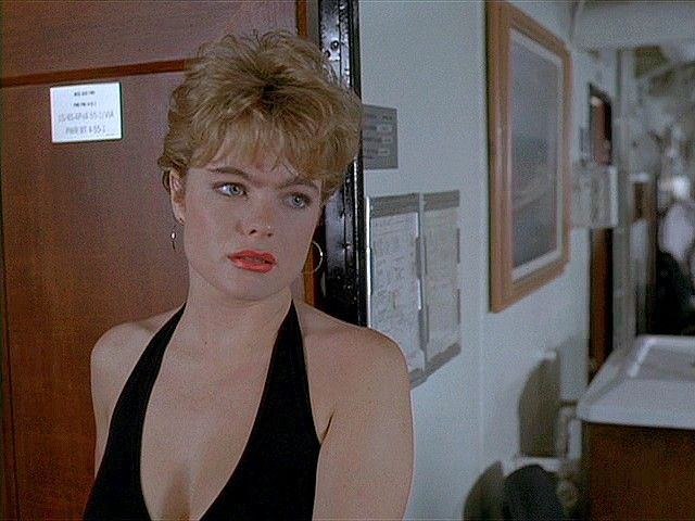 Erika Eleniak Under Siege Baby You Could Do This Gig With