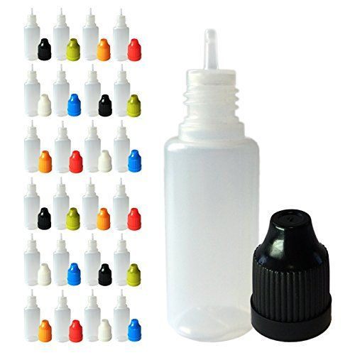 15ml Ldpe Plastic Bottle Long Thin Tip 25 Pack Childp Capacity 15 Milliliters 1 2 Ounce Fine Point Tip Bottle Dropper Bottles Plastic Bottles