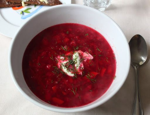 recipe: cold borscht recipe canned beets [17]