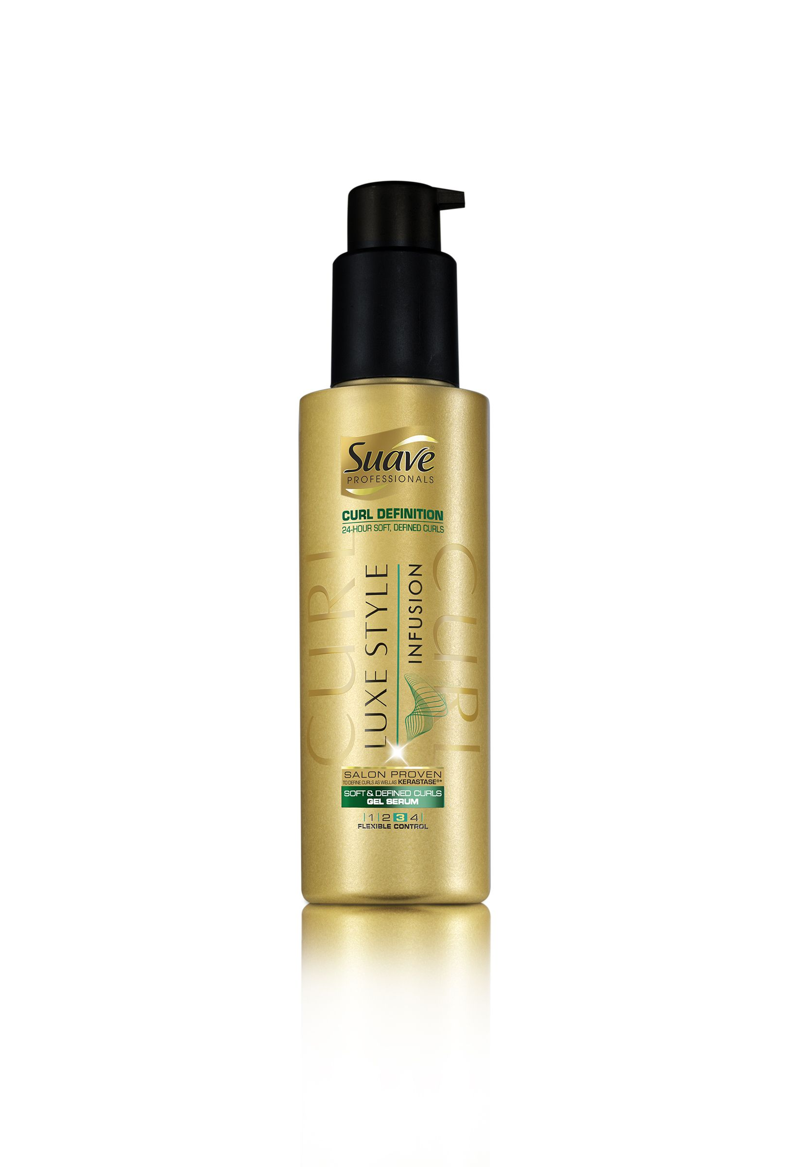 Suave Professionals Luxe Style Infusion Soft & Defined