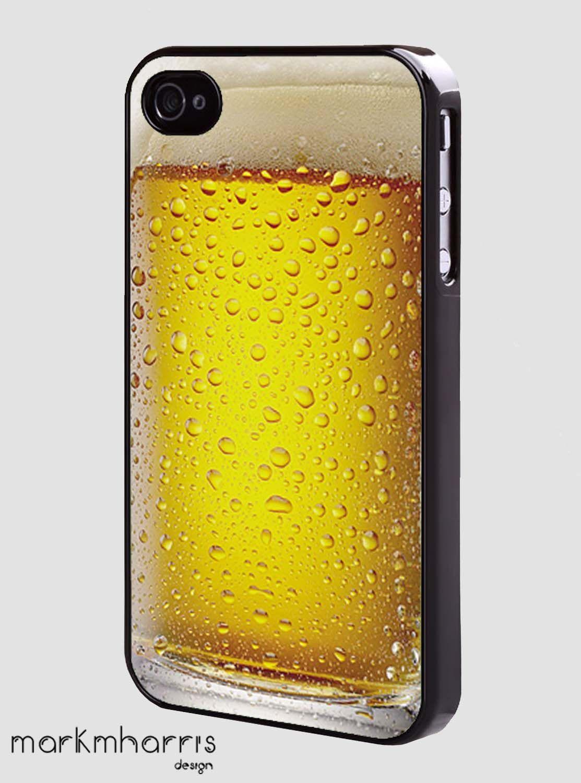 "beer glass - hard case cover for iphone  www.LiquorList.com  ""The Marketplace for Adults with Taste"" @LiquorListcom   #LiquorList"