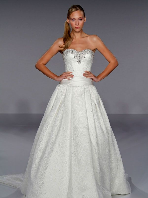 Jeweled Necklines, Flawless Fit, And To-Die-For Details: Priscilla ...