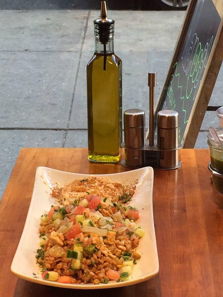 Eat, Spring Weather, New York City