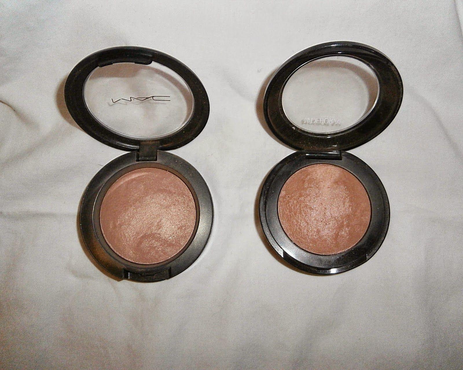 MAC Warm soul Mineralize blush dupe
