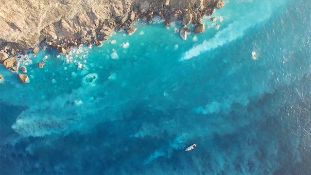 Rare Underwater Volcano Erupts Off The Coast of Tawian