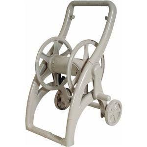 Ames True Temper 2418900 175 Foot Capacity ReelEasy Garden Hose Cart