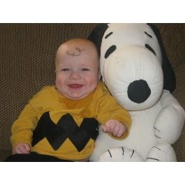 home made baby halloween custom charlie brown costume easy homemade halloween costumes disney sc 1 st pinterest