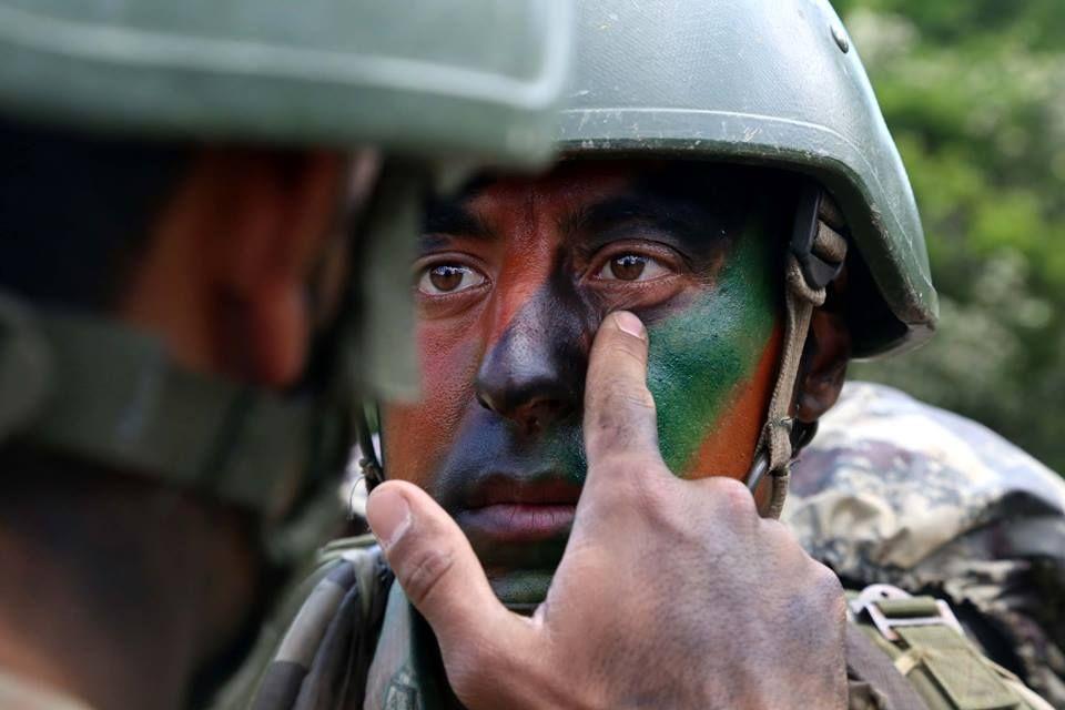 Onlar Icin Hicbir Sey Imkansiz Degil Dunyanin En Zorlu Askeri Egitimleri Arasinda Gosterilen Egirdir Dag Komando Okulu Ve Egitim Merkez Komutanligindaki Askeri