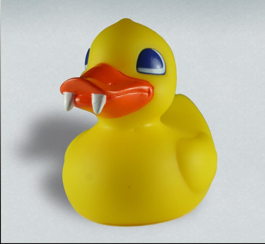 Vampire Ducky Rubber Duck Tub Toys Duck