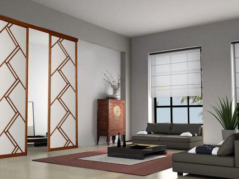 Panneaux Japonais   Dressing Concept   Portes coulissantes   Pinterest