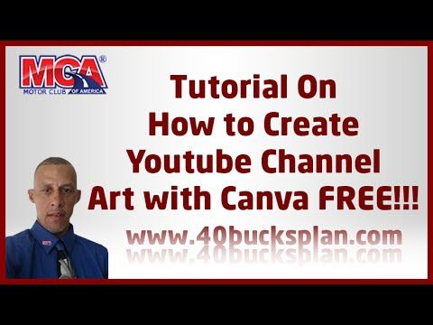 Mca How To Create Youtube Channel Art With Canva Free Youtube Channel Art Channel Art You Youtube