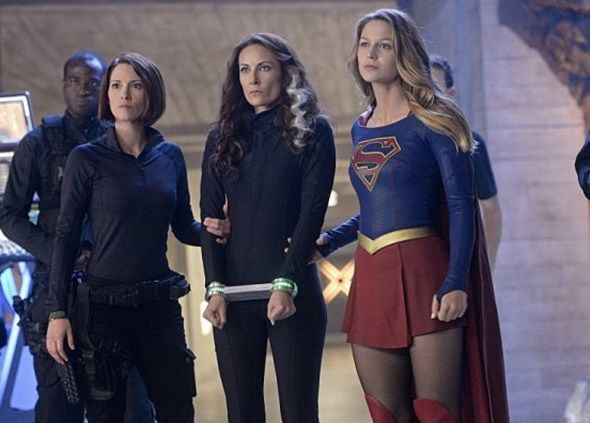 Supergirl is ready for a big mid-season premiere. Get ready to see more of another Superman villain.  Are you a fan of this series?