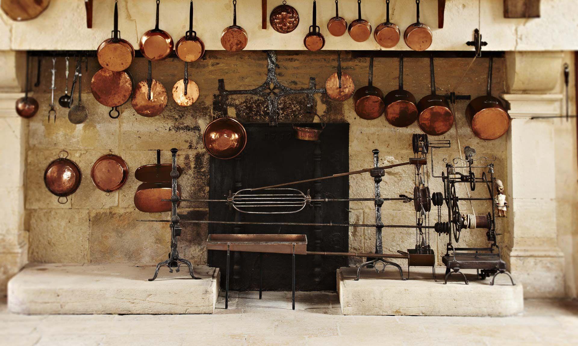 Bourgogne l ancienne cuisine l ancienne cuisine t moigne for Cuisine ancienne