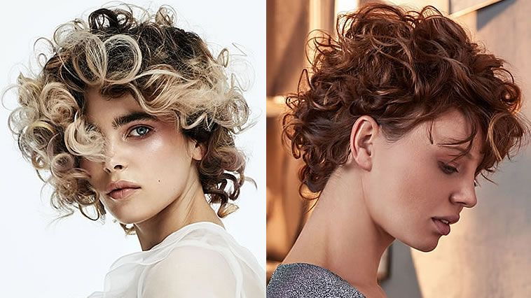 Curly Hairstyles For Women 2020 2021 Hair Styles Curly Hair Styles Short Hair Haircuts