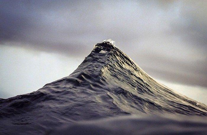 """Nuevas fotos de """"montañas de mar"""""""