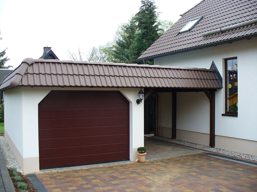 Garage Und Carport Kombination Garage Carport Kombination Garage Carport Garage Und Haus