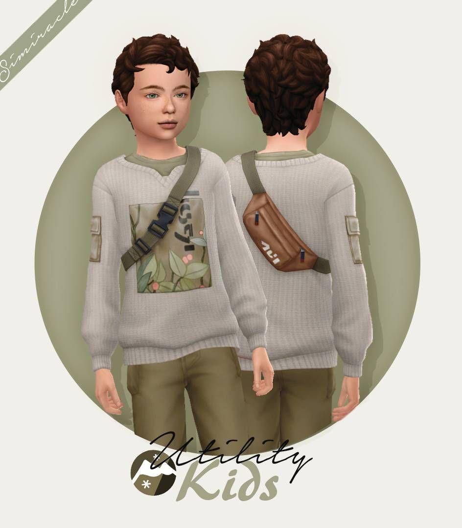 Детский свитер