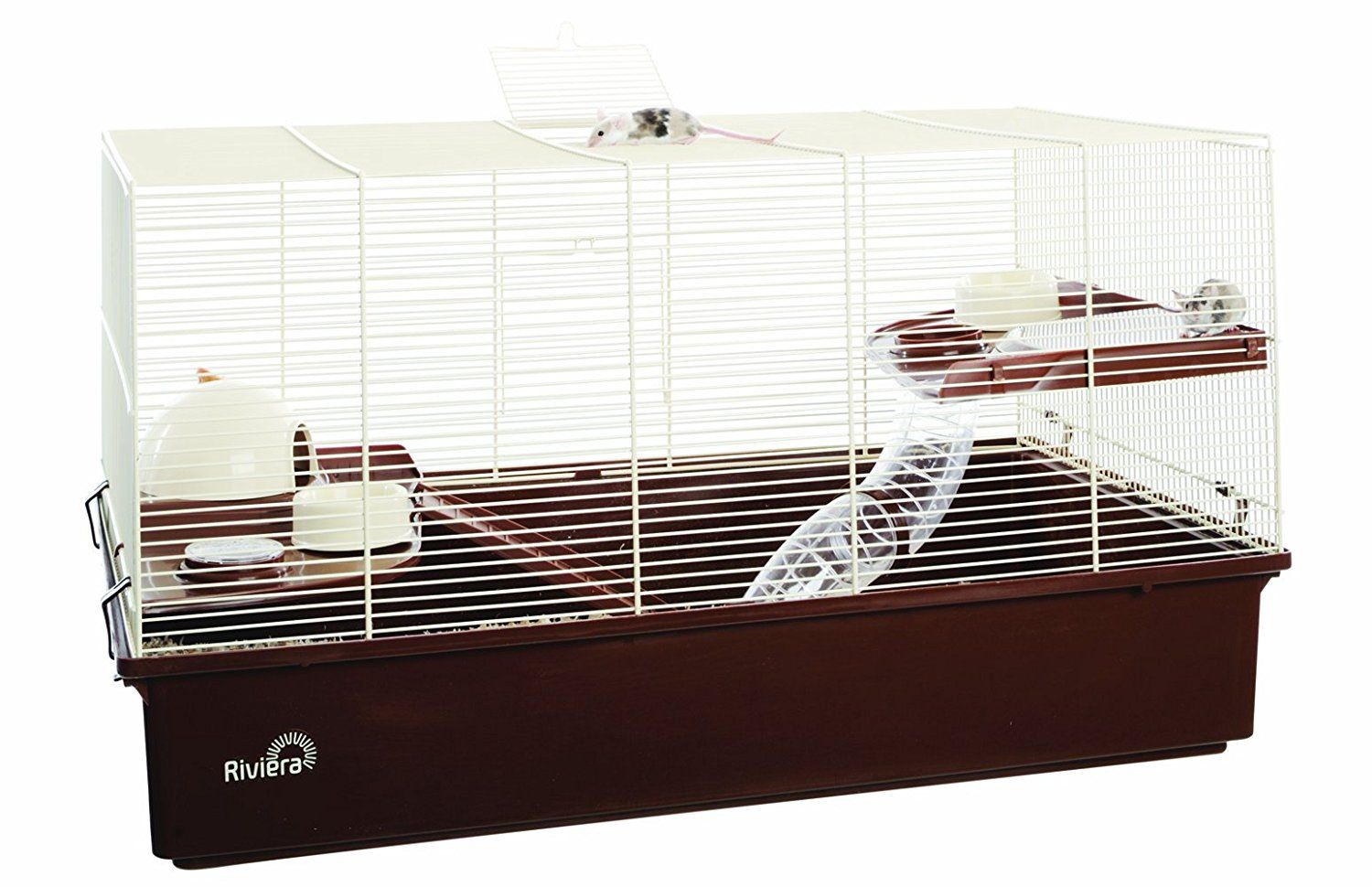 Lixit Animal Care Savic Mickey 2 Mice And Swarf Hamster Cage X Large Best Hamster Cage Cool Hamster Cages Large Hamster Cages Hamster Cage