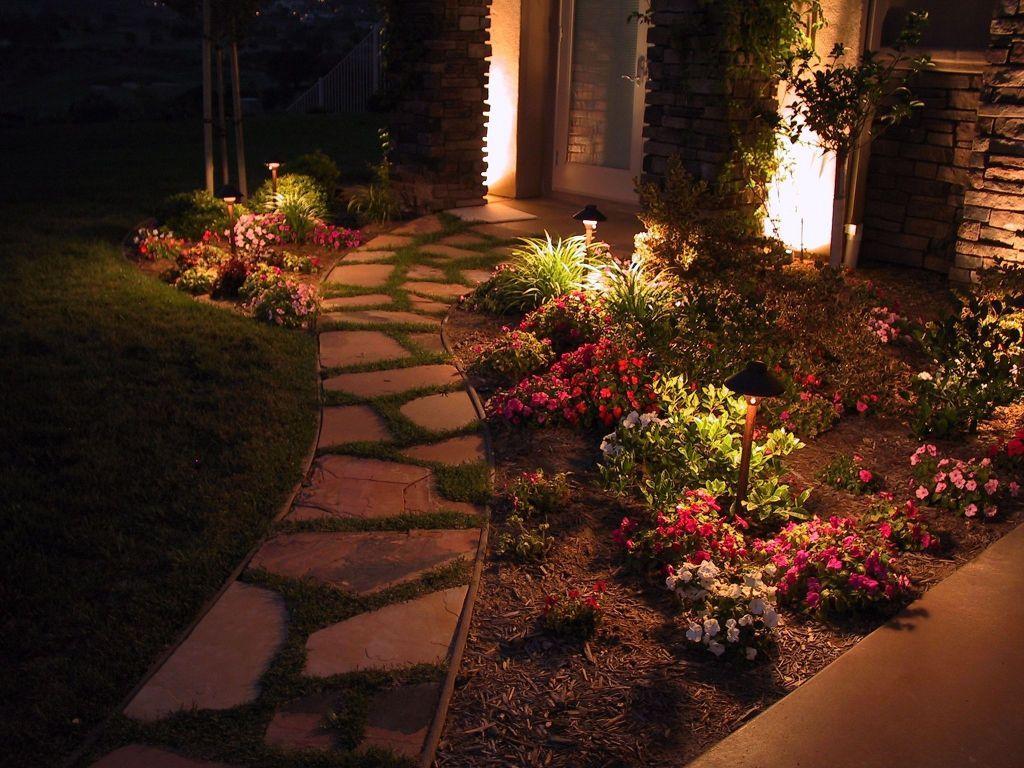 Inspirational Garden Lighting Design 18