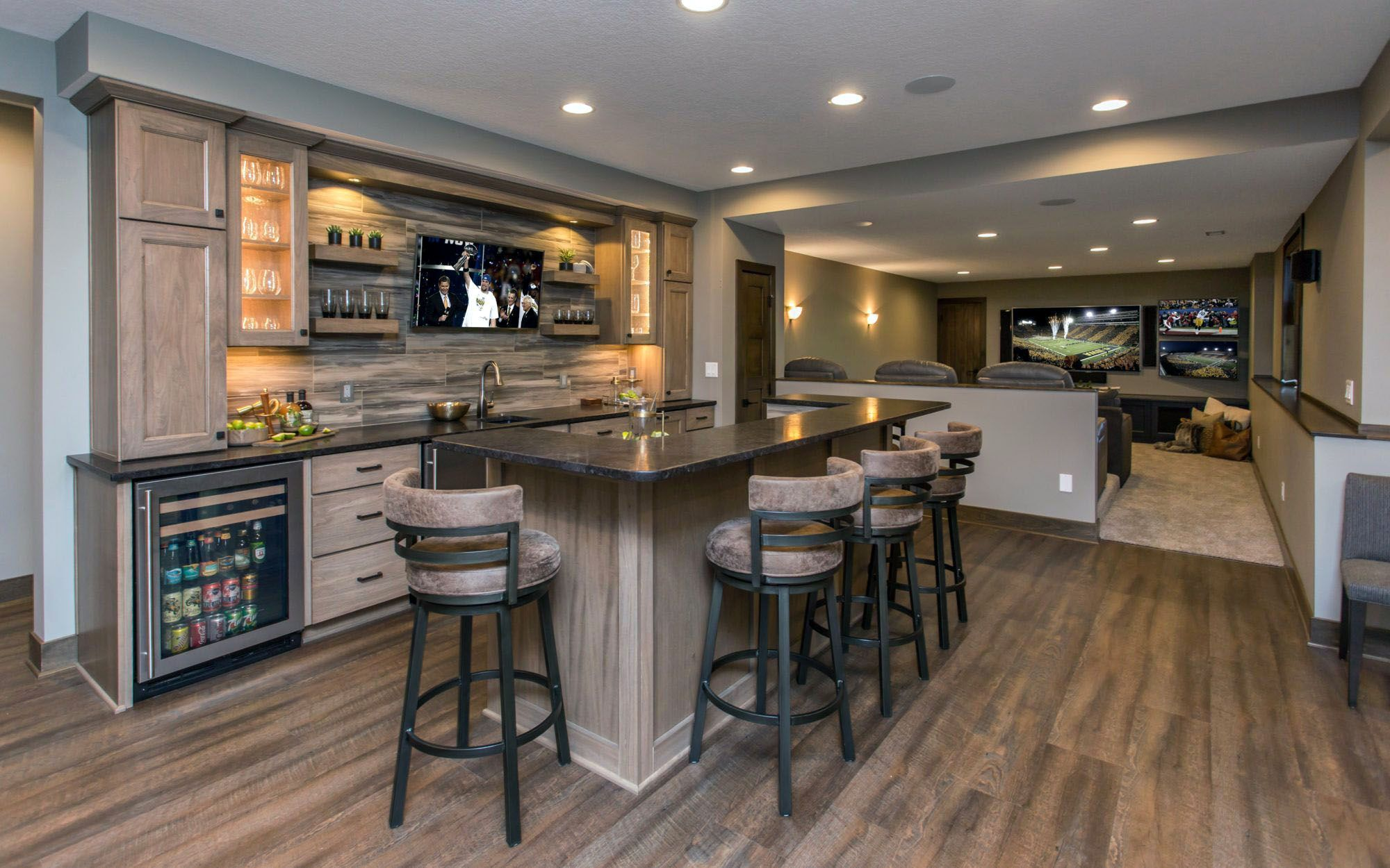 Smart Basement Bar Ideas Making Your Cellar Pub Sparkle