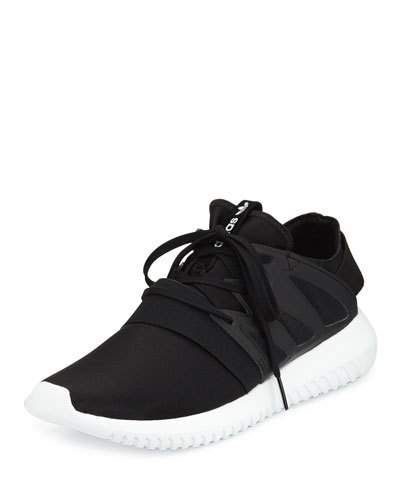 newest collection f7087 ed8a9 X3D83 Adidas Tubular Viral Neoprene Sneaker, Core Black Running White
