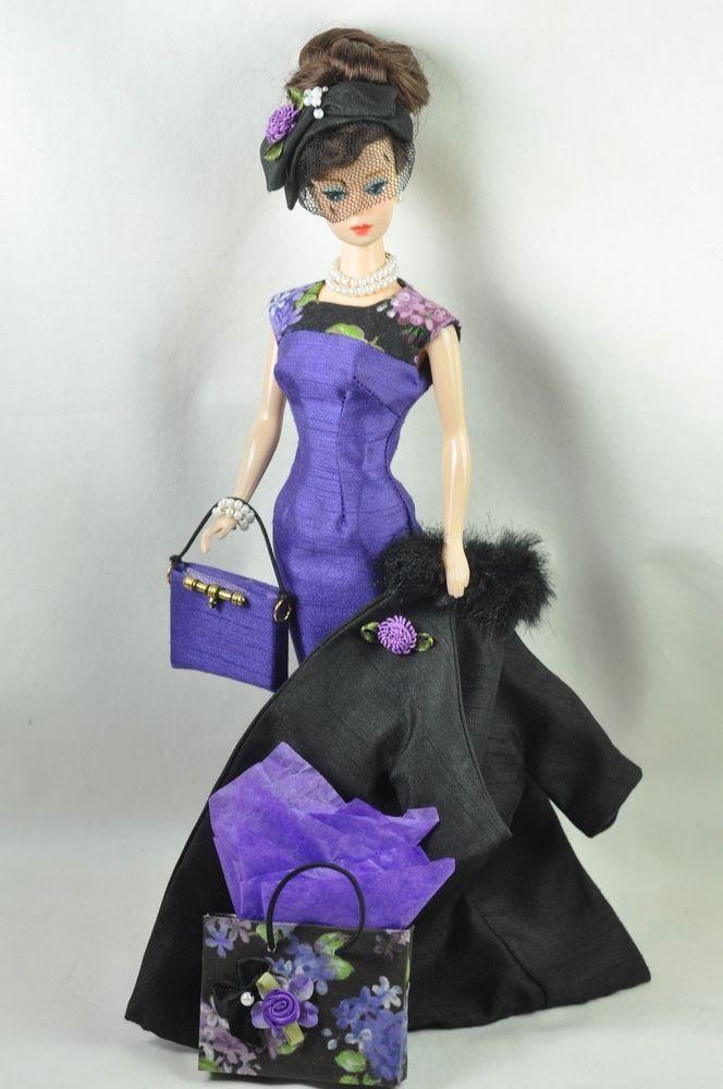Handmade Vintage Barbie/Silkstone Fashion by P. Linden-11pcs ...