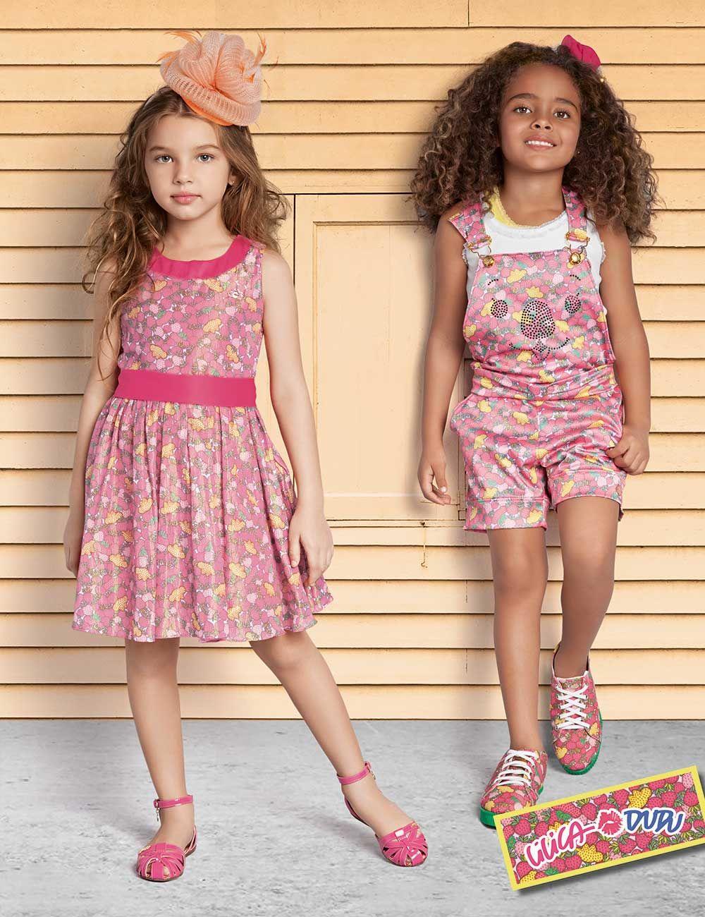 Childrenswear Lilica Ripilica Spring-Summer  Lookbook de Lilica Ripilica, coleção verão 2015