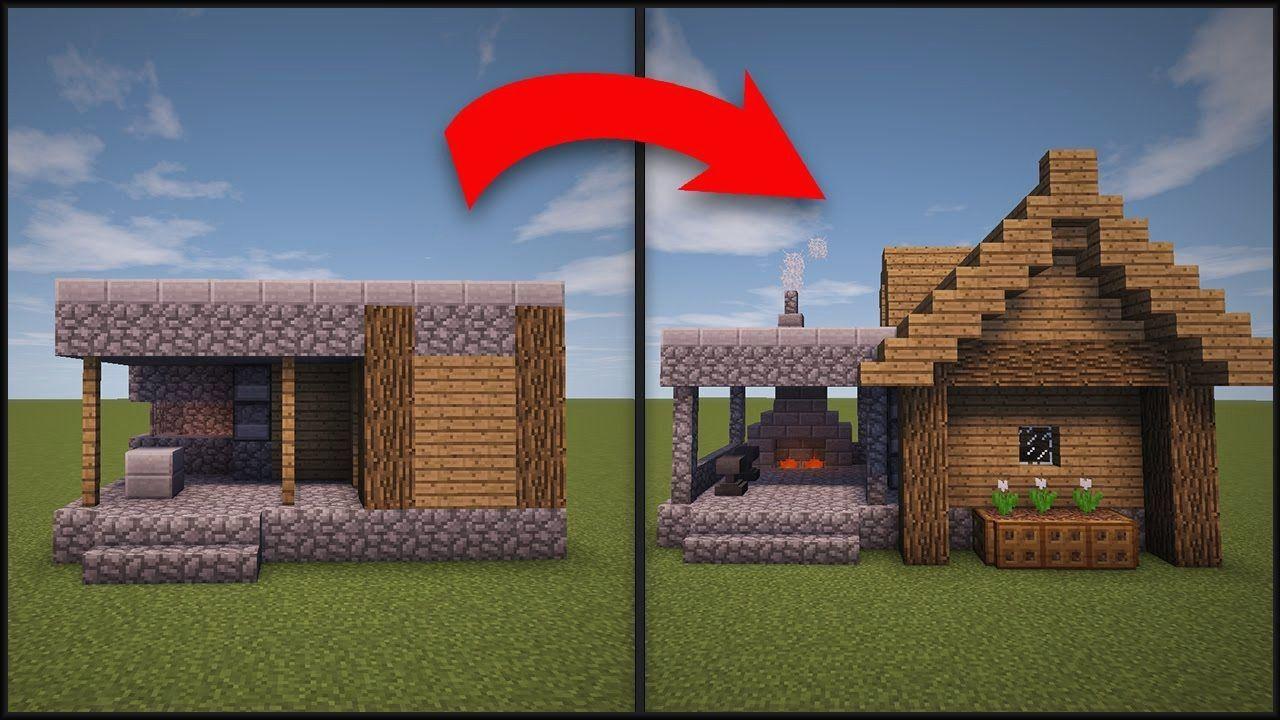 10++ Minecraft village house designs image popular