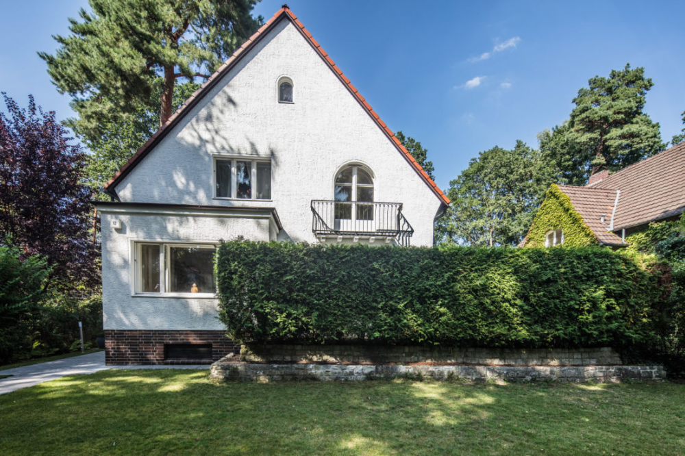 Landhaus Villa Im Grunen Berlin Frohnau Haus Berlin Haus Style At Home