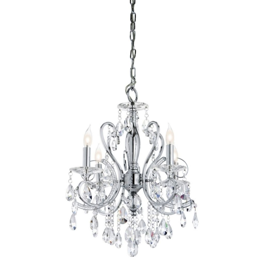 Wonderful Image Of Small Crystal Chandeliers Small Chandelier