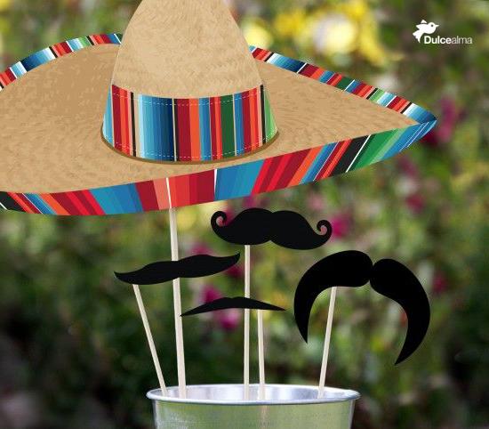 Sombrero Mexicano Con Bigote En 2021 Telones De Fondo Imagenes De Fondo Png