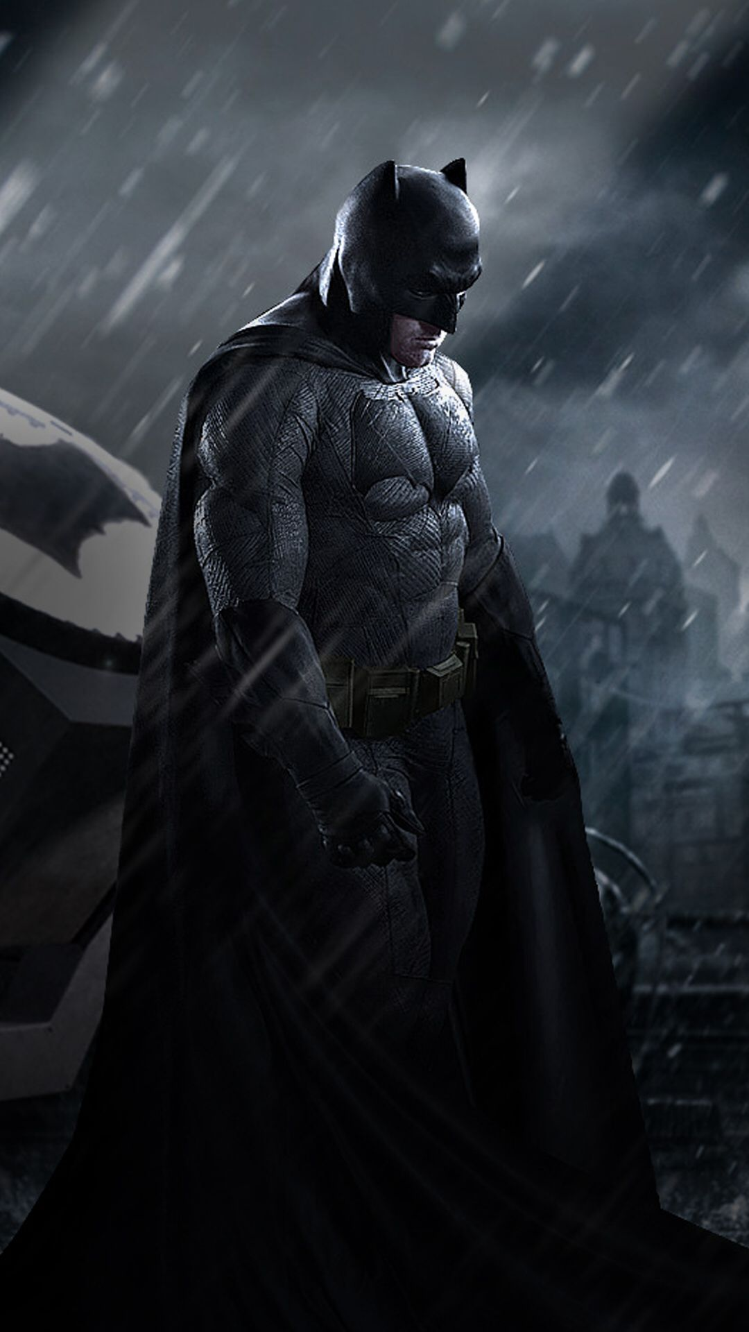Pin by michael langoski on batman batman poster batman - Ben affleck batman wallpaper ...