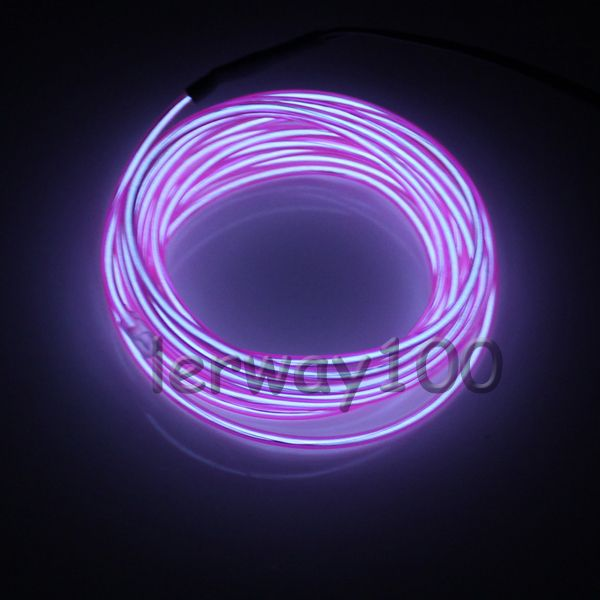 Purple Rope Lights Impressive 1Pc Purple Tulip Solar Led Light Courtyard Lawn Garden Decorative Design Ideas