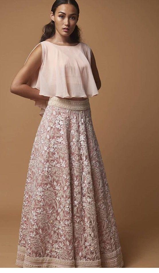 Neeta Lulla bride # beige love # love the colour # hand crafted ...