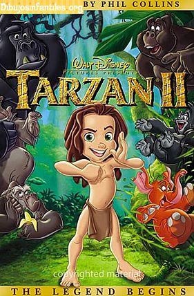 La Pelicula De Disney Tarzan 2 Animatiefilms Animatie Tarzan