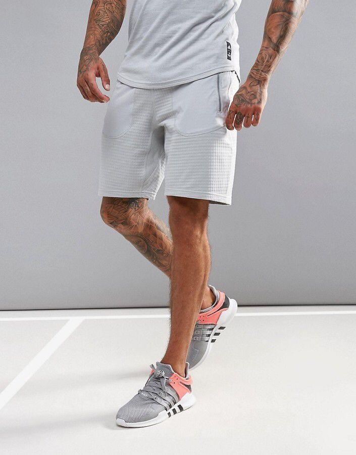 Adidas Men's X Reigning Champ Fleece Shorts, Running shorts, gym shorts,  training shorts, yoga shorts, soccer shorts, Adidas sports, basketball sho…