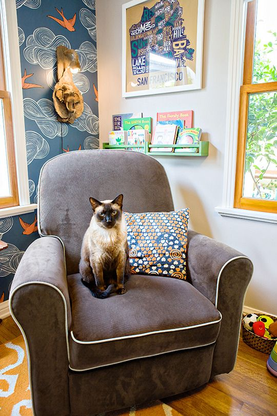 Marisa and Peter's Playfully Eclectic Home