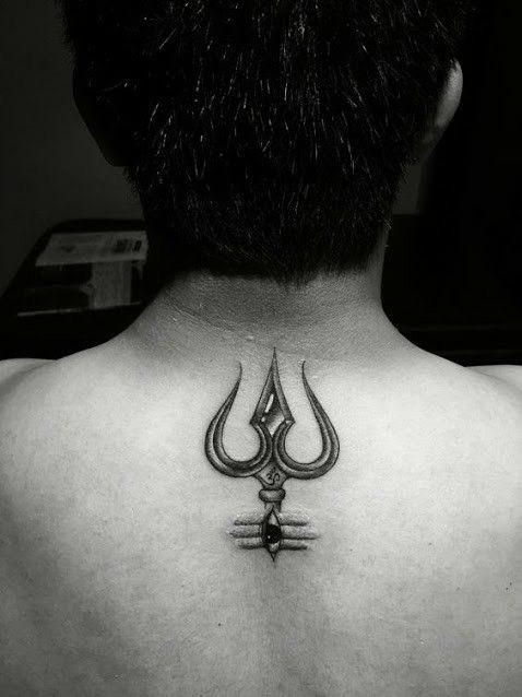 Trident Tattoo Company: Shiva & Trishul Tattoos Design Ideas Collection (With