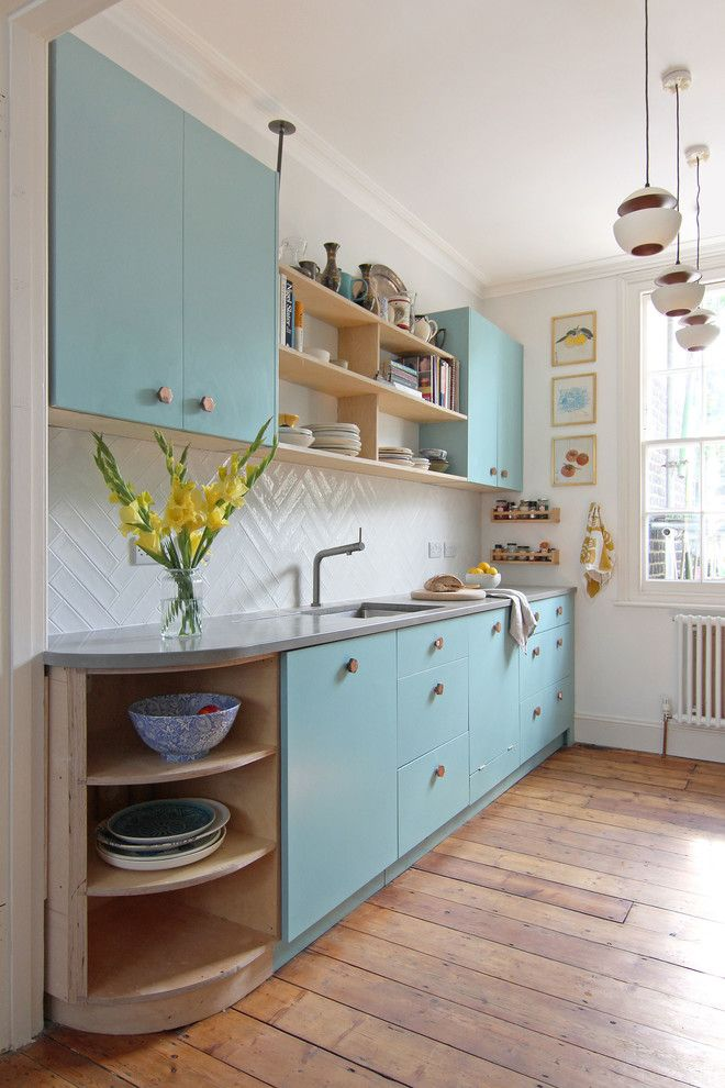 50 Best Small Kitchen Design Ideas