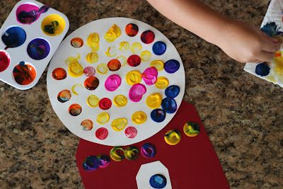 Playing House: Easy Gum Ball Craft