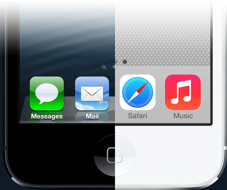 An iOS 7 App Icon Template for Obsessive Designers App