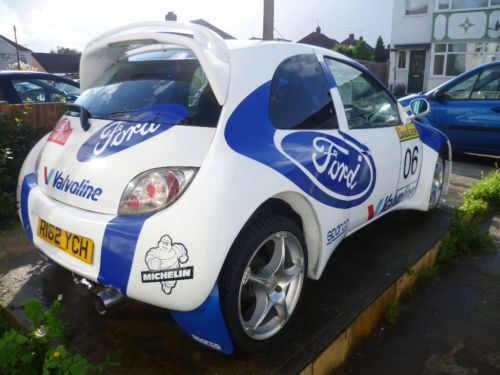 Ford Ka Cothwort Rally Kit Car X