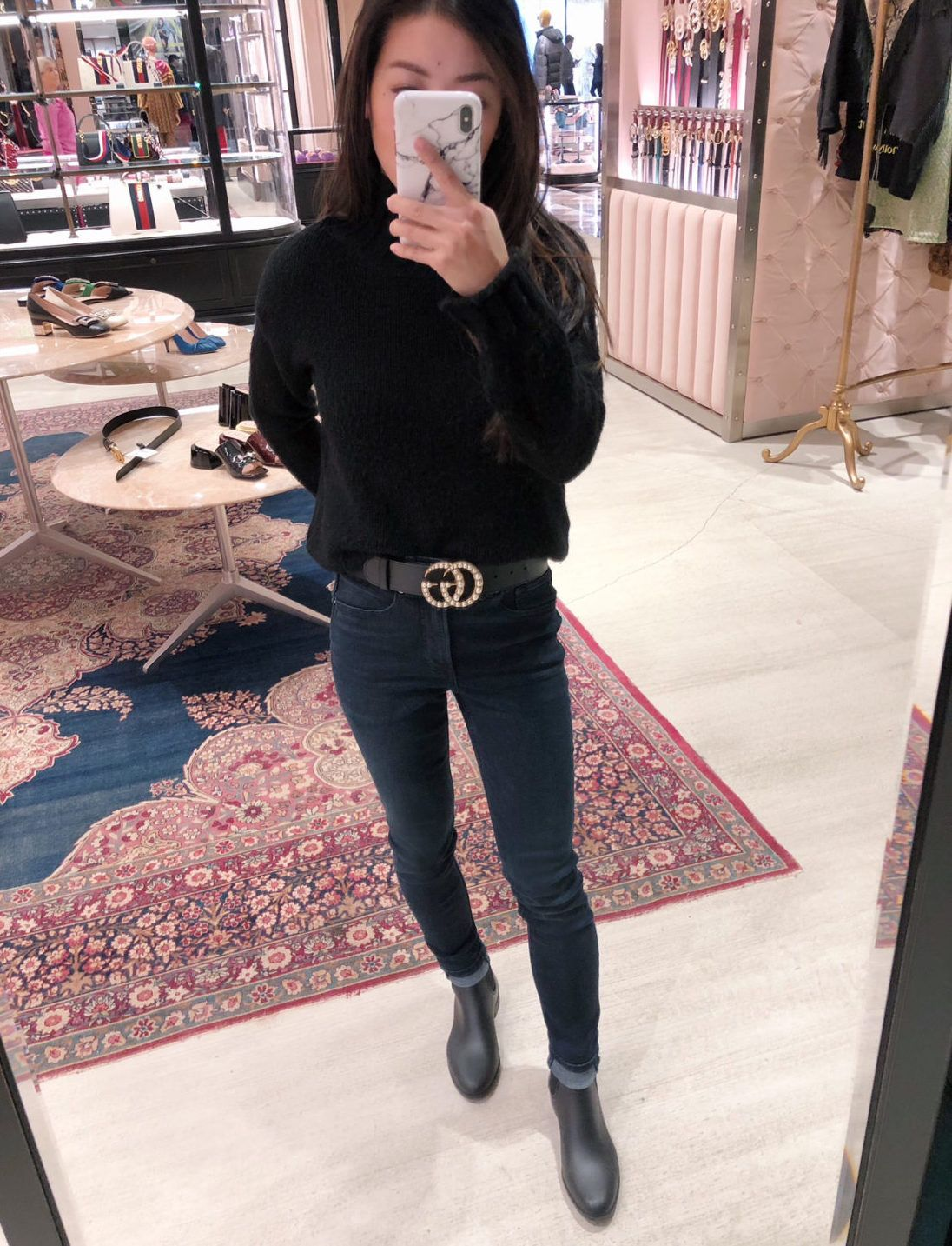 902985dec52 Gucci Belt Review + Guide  How to Choose Size and Leather
