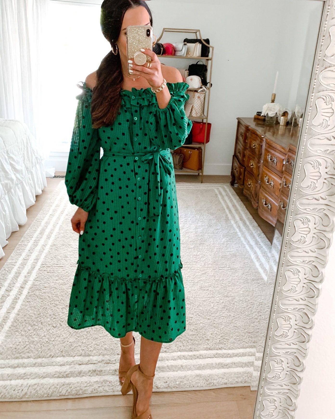 New Target Try Ons The Double Take Girls Midi Short Sleeve Dress Halterneck Dress Ruffle Sleeve Dress [ 1740 x 1392 Pixel ]