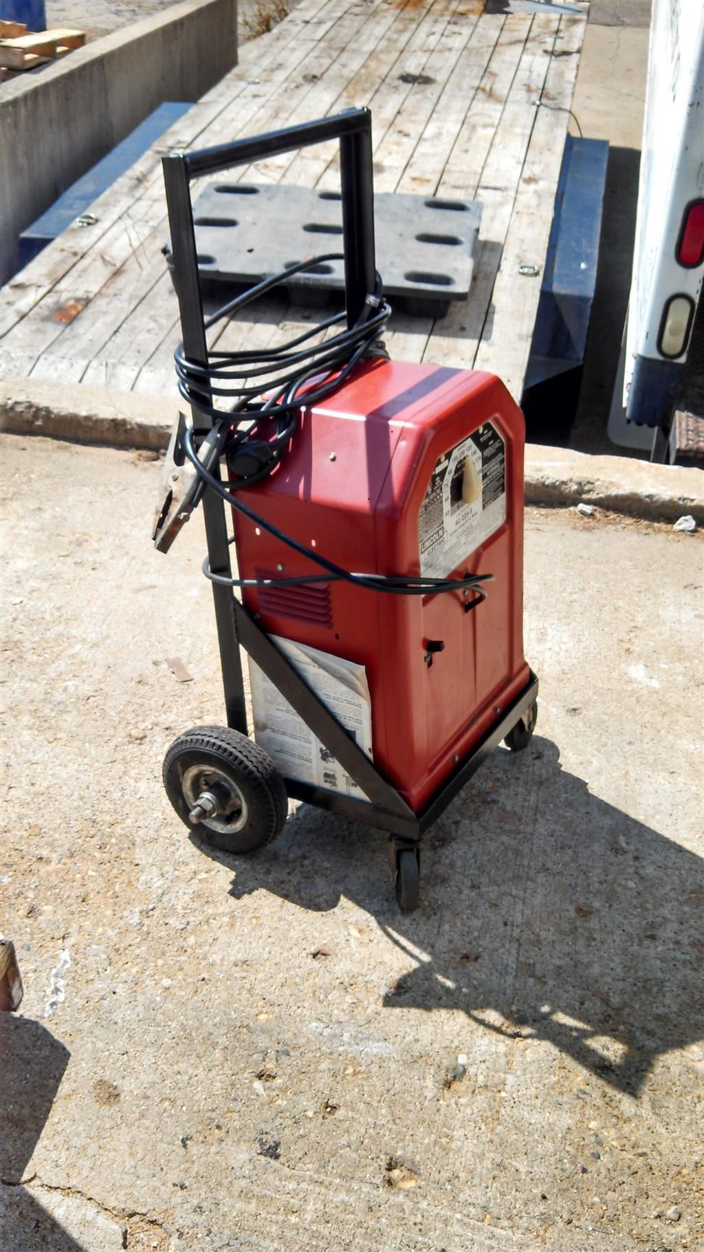lincoln electric arc welder ac 225 s auction items lincoln electric arc welder ac 225 s
