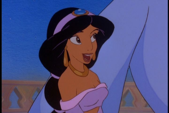 Aladdin The Return Of Jafar Disney Renaissance Cartoon