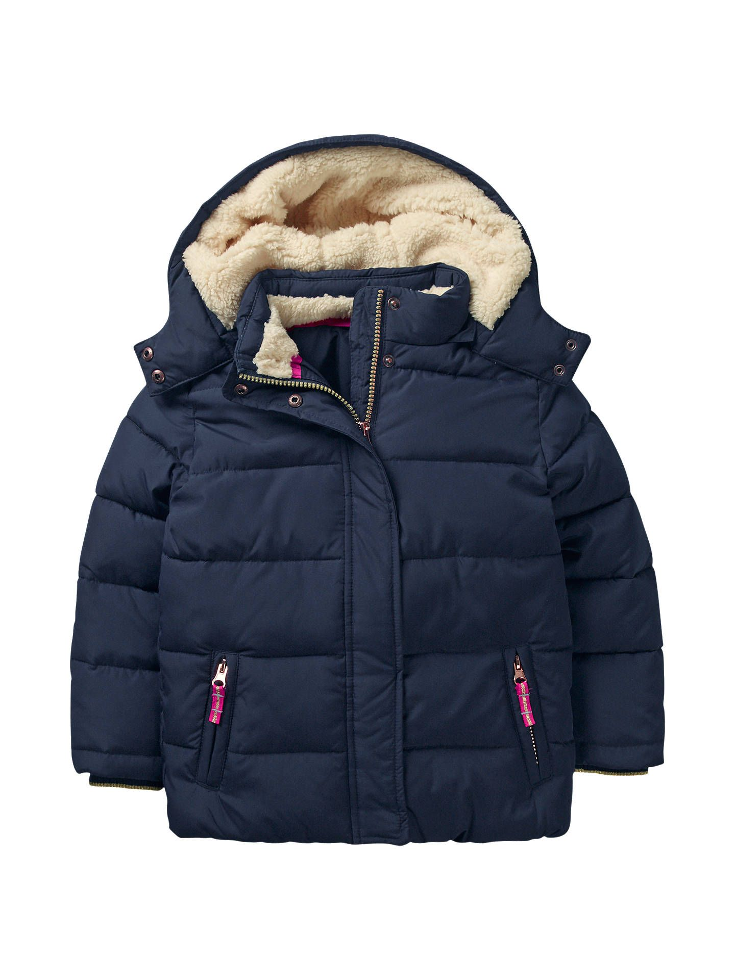 00369c0fccd8 BuyMini Boden Girls  Cosy Padded Jacket