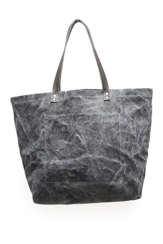 3bc8a8c09098 Oversize Black Marble Tote