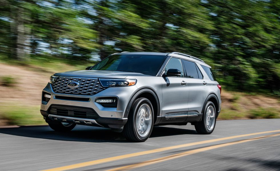 Photos Of The 2020 Ford Explorer Ford Explorer 2020 Ford Explorer New Ford Explorer